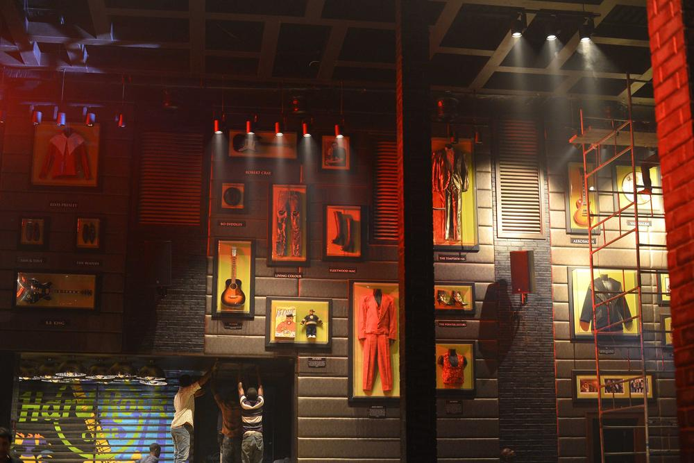 Hard Rock Cafe Lagos Launch BellaNaija Memorabilia.