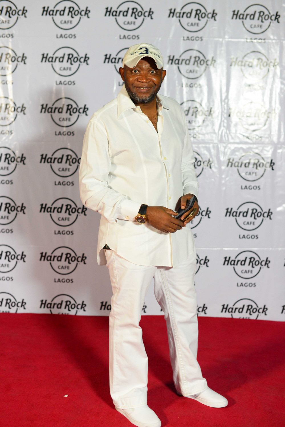 Hard Rock Cafe Lagos Launch BellaNaija Paul