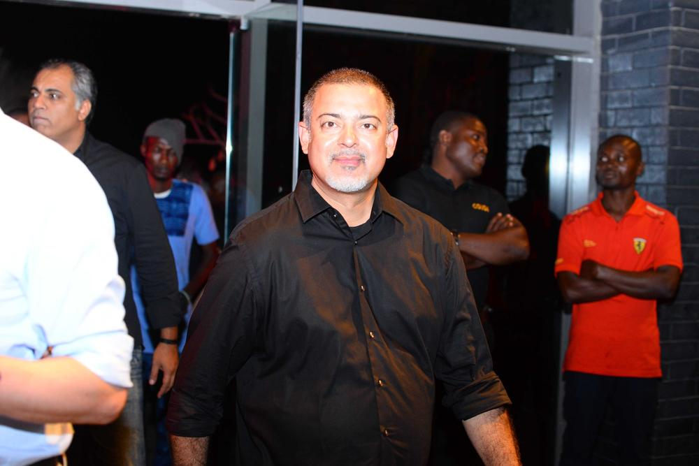 Hard Rock Cafe Lagos Launch BellaNaija Sanjay Mahtani, Co-Founder & Executive Director SJM Ventures LTD