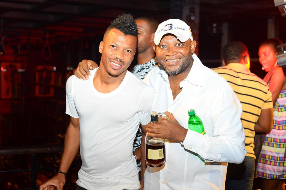 Hard Rock Cafe Lagos Launch BellaNaija Upclose and Personal boss, Paul