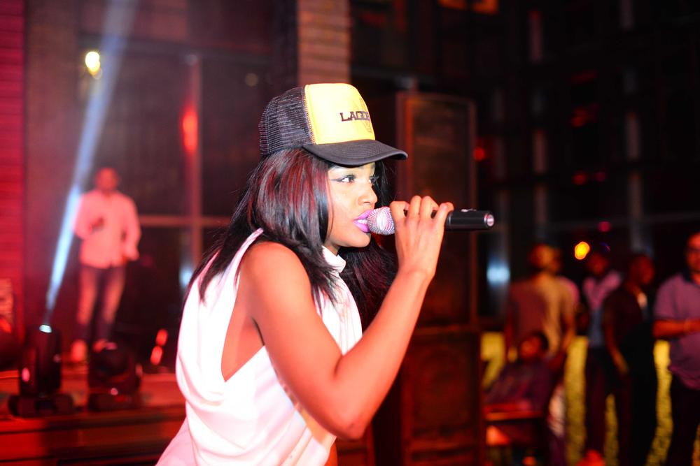 Hard Rock Cafe Lagos Launch BellaNaija seyi shay