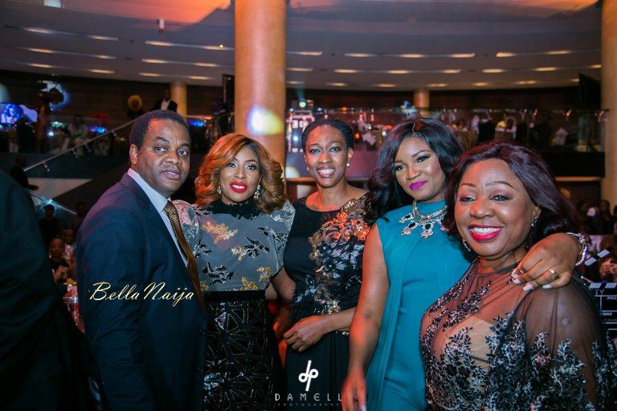Donald Duke, Mo Abudu, Onari Duke, Omotola Jalade-Ekeinde & Florence Ita-Giwa