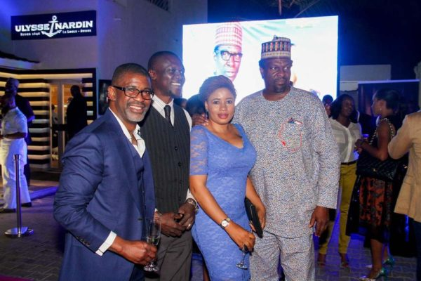 IMG_0530 Ulysse Nardin and ZAKAA Abuja Launch