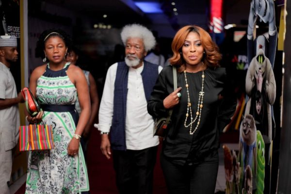 IMG_7898 FIFTY - Prof. Wole Soyinka at First Screening - Genesis Cinema - Lekki - Daniel Sync