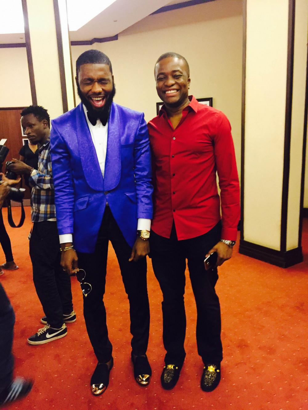 Jeremiah Ogbodo & Tunde Demuren