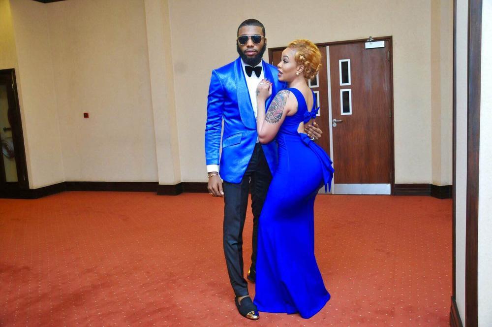 Jeremiah Ogodo & Vera Sidika