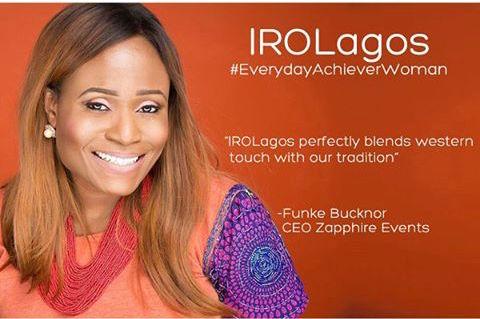 Iro Lagos Campaign Funke