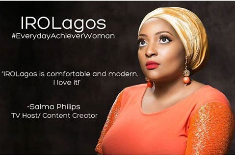 Iro Lagos Campaign Salma