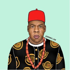 Jay Z as Chief Shawn Ugonna Jay Z Carter