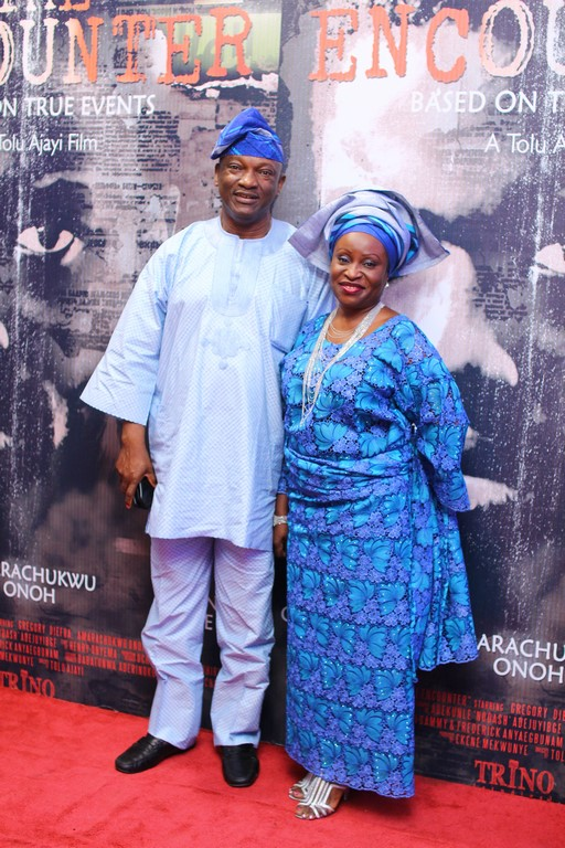 Jimi and Abiola Agbaje
