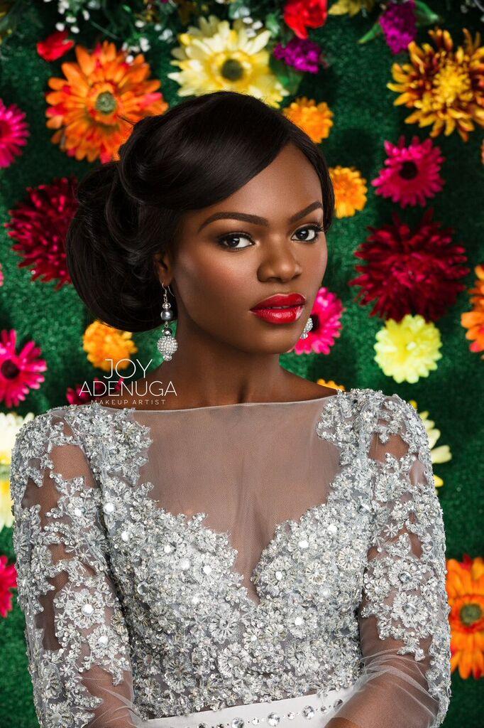 Joy Adenuga Bridal Beauty Shoot - BellaNaija - December 2015001