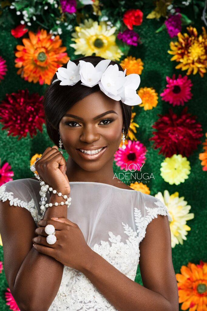 Joy Adenuga Bridal Beauty Shoot - BellaNaija - December 2015002