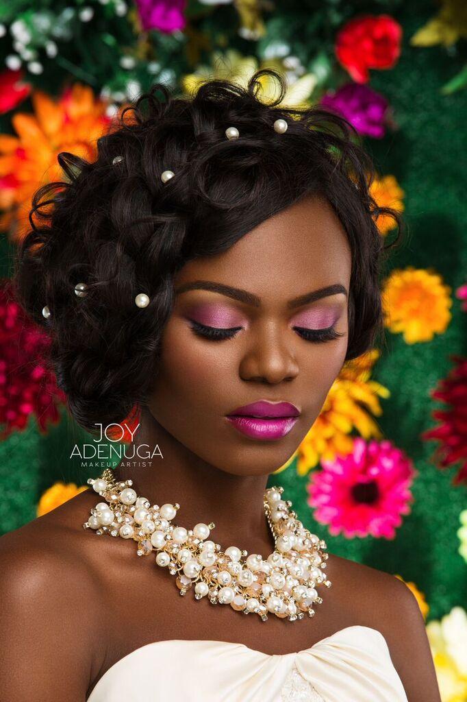 Joy Adenuga Bridal Beauty Shoot - BellaNaija - December 2015004