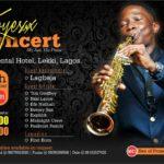 Koye Sax Concert