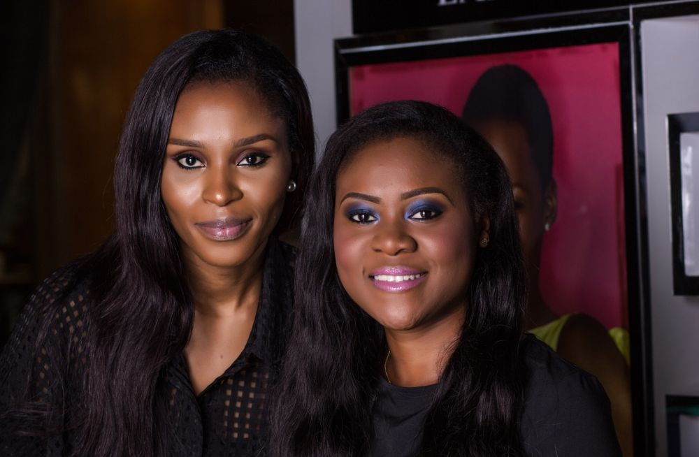 Lancôme 3 Axe with Labisi Folawiyo - BellaNaija - December2015004