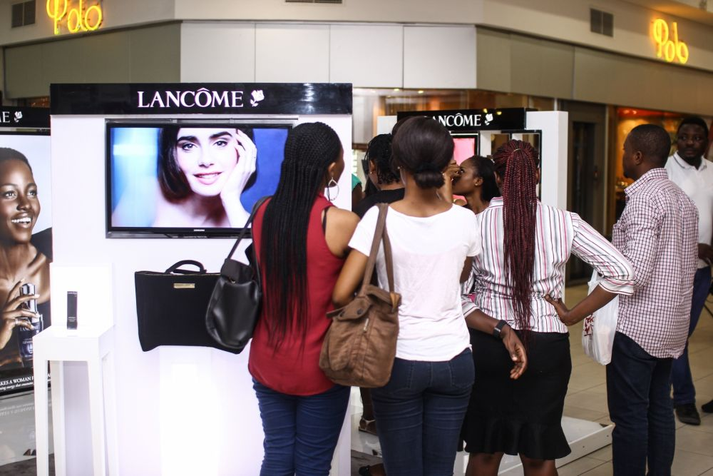 Lancôme 3 Axe with Labisi Folawiyo - BellaNaija - December2015007