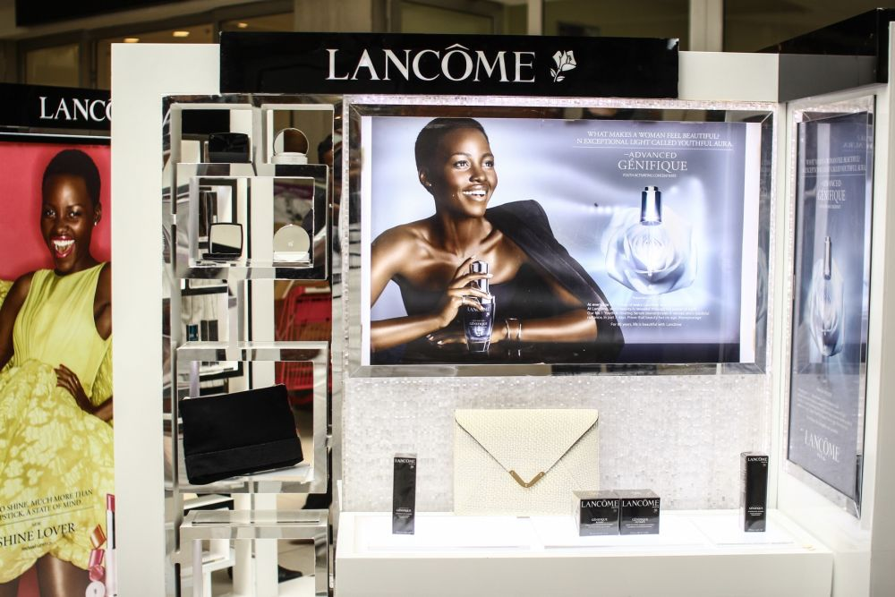 Lancôme 3 Axe with Labisi Folawiyo - BellaNaija - December2015008