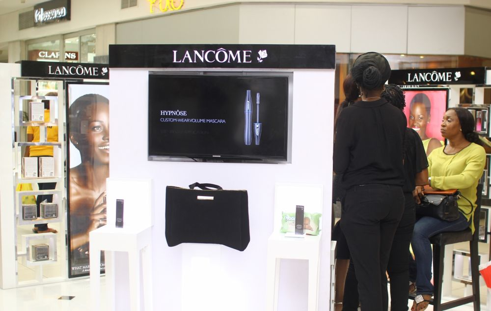 Lancôme 3 Axe with Labisi Folawiyo - BellaNaija - December2015009