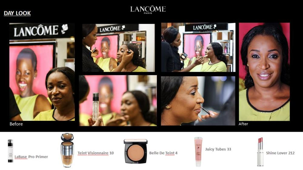 Lancôme 3 Axe with Labisi Folawiyo - BellaNaija - December2015011