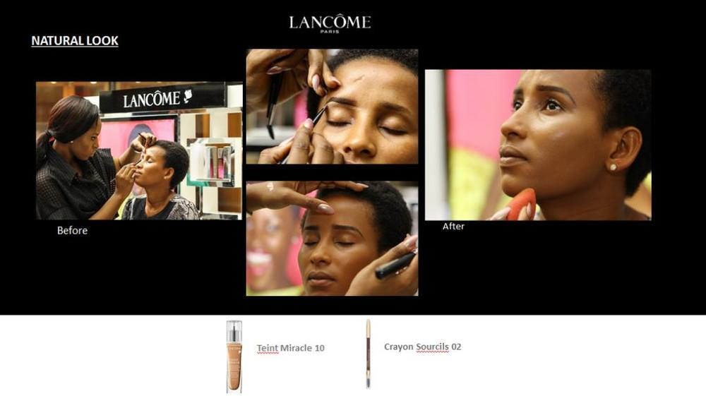 Lancôme 3 Axe with Labisi Folawiyo - BellaNaija - December2015012