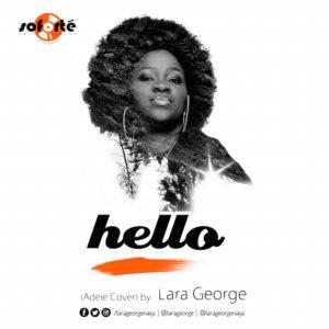 Lara George Hello Adele Cover Artwork