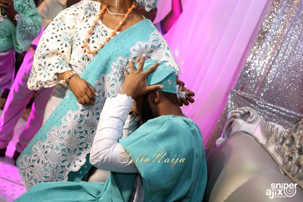 Liz Awoliyi and Tosin Osho_Traditional Yoruba Engagement in Ikeja, Lagos, Nigeria_BellaNaija Weddings 2015_SAP_Weddings_TNL2015_365