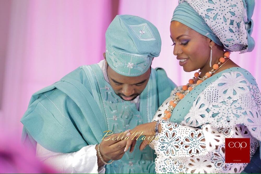 Liz Awoliyi and Tosin Osho_Traditional Yoruba Engagement in Ikeja, Lagos, Nigeria_BellaNaija Weddings 2015_image4 (1)
