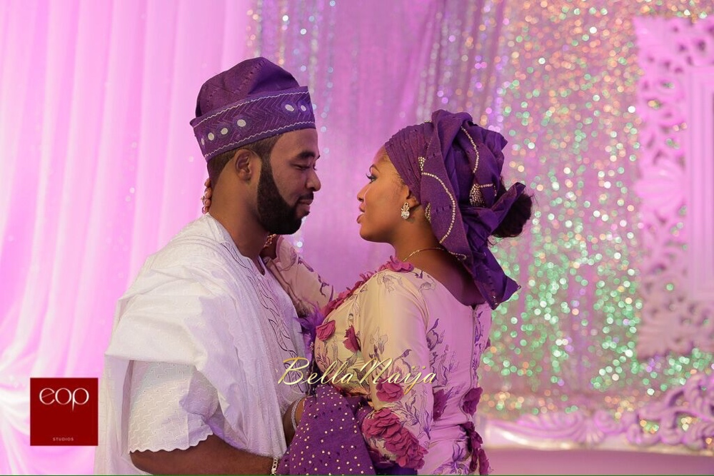 Liz Awoliyi and Tosin Osho_Traditional Yoruba Engagement in Ikeja, Lagos, Nigeria_BellaNaija Weddings 2015_image5