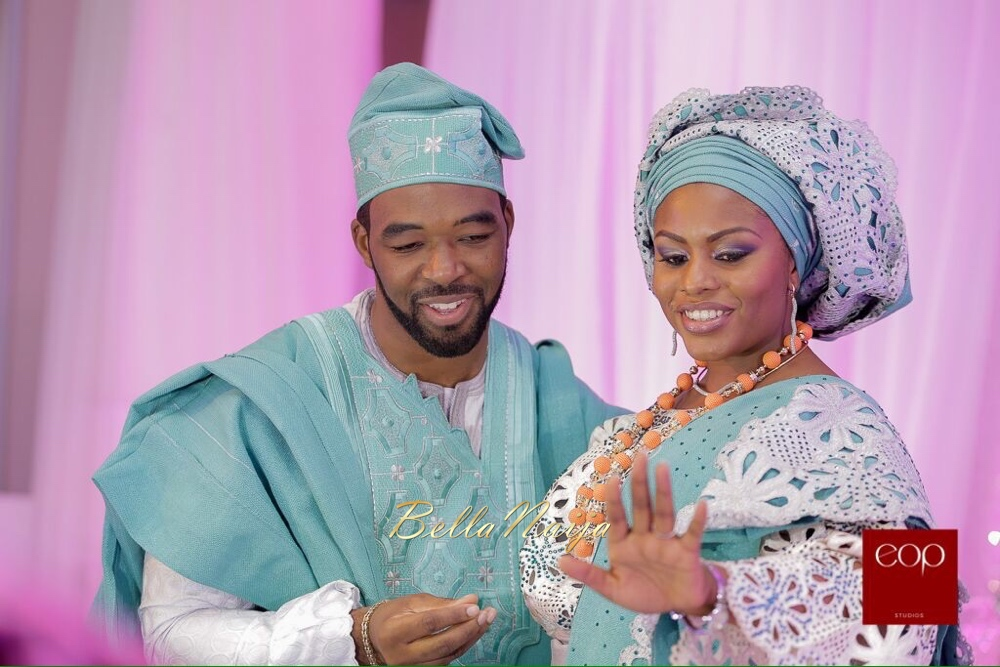 Liz Awoliyi and Tosin Osho_Traditional Yoruba Engagement in Ikeja, Lagos, Nigeria_BellaNaija Weddings 2015_image6