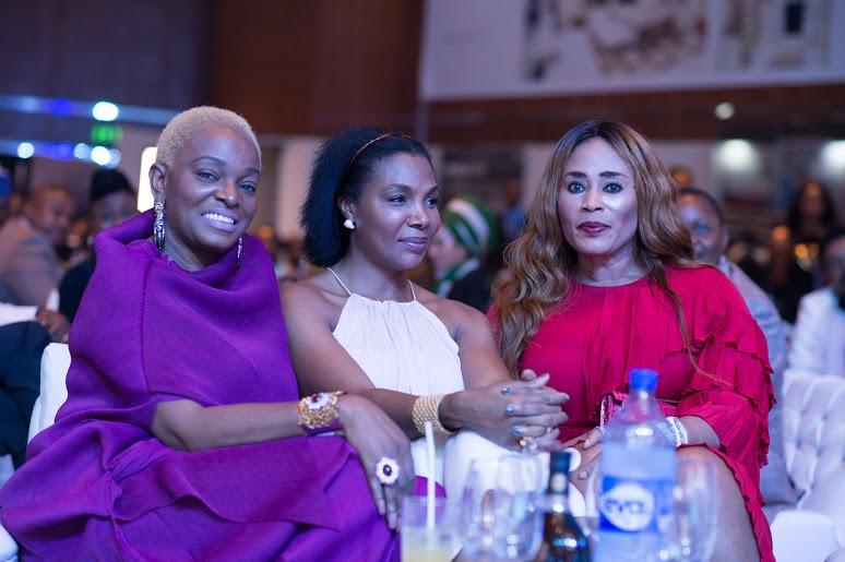 Ruth Osime, Nike Oshinowo & Nkiru Anumudu
