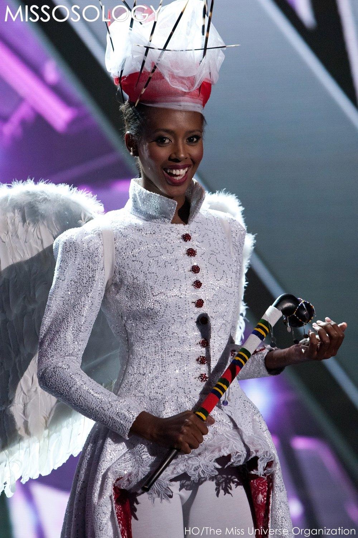 Lorraine Marriot, Miss Universe Tanzania 2015