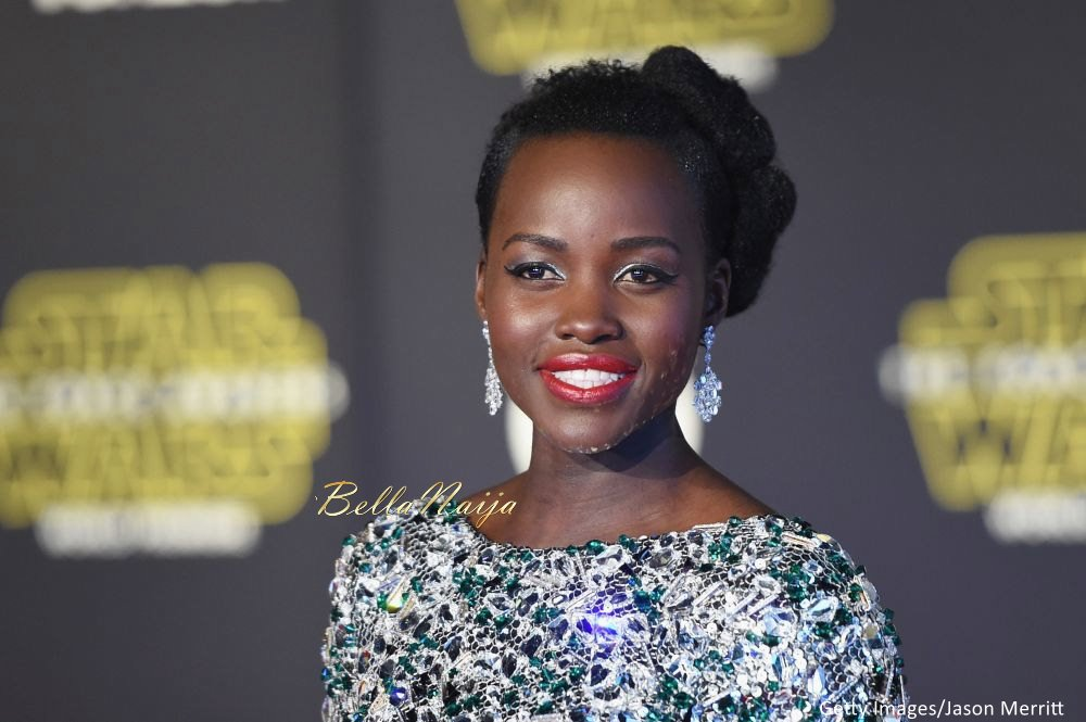 Lupita Nyong'o at the Star Wars Premiere - BellaNaija - December2015002