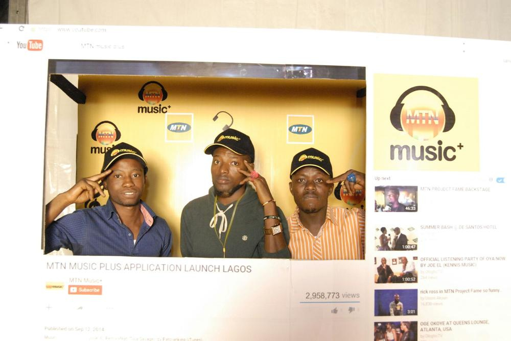 MTN Music+ App Noiseless Party IMG-20151221-WA0000