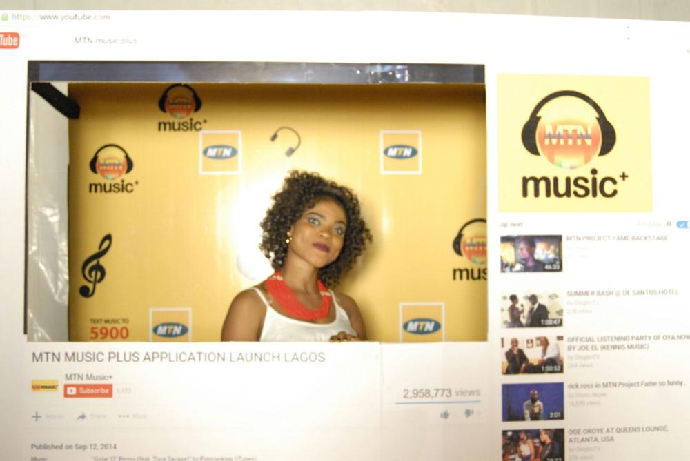 MTN Music+ App Noiseless Party IMG-20151221-WA0008