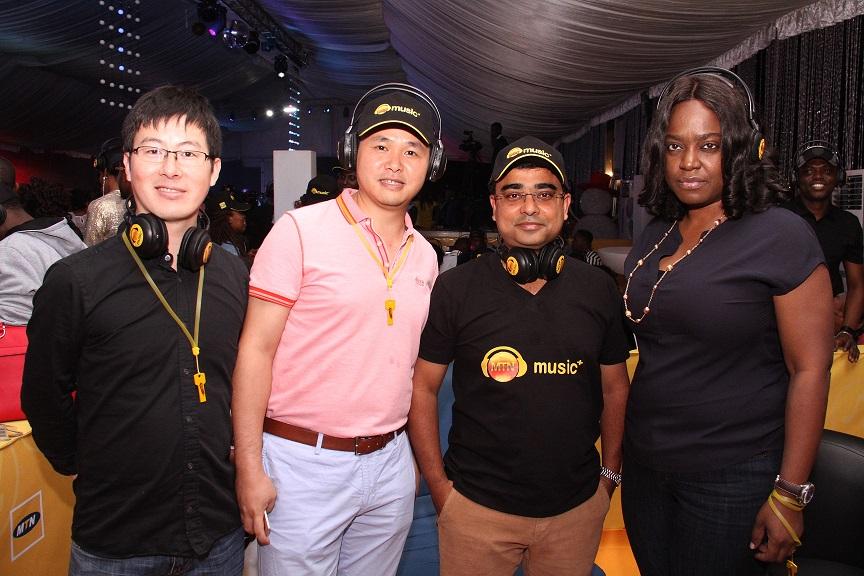 MTN Music+ App Noiseless Party IMG_8215