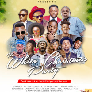 MTV Base White Christmas Party 2015