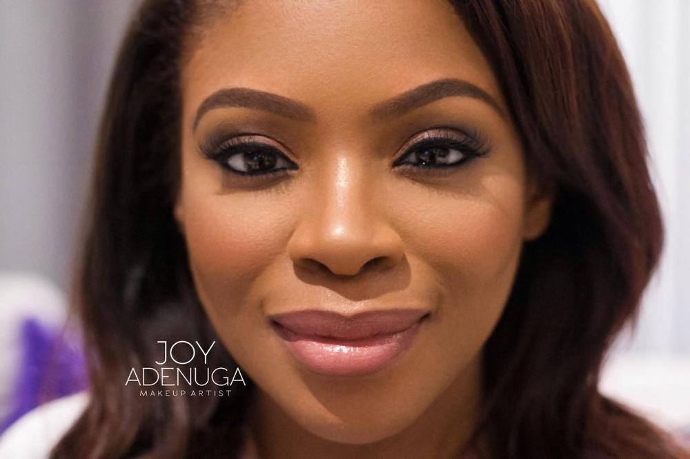 Marcy Dolapo Oni with Makeup by Joy Adenuga - BellaNaija - December 2015002