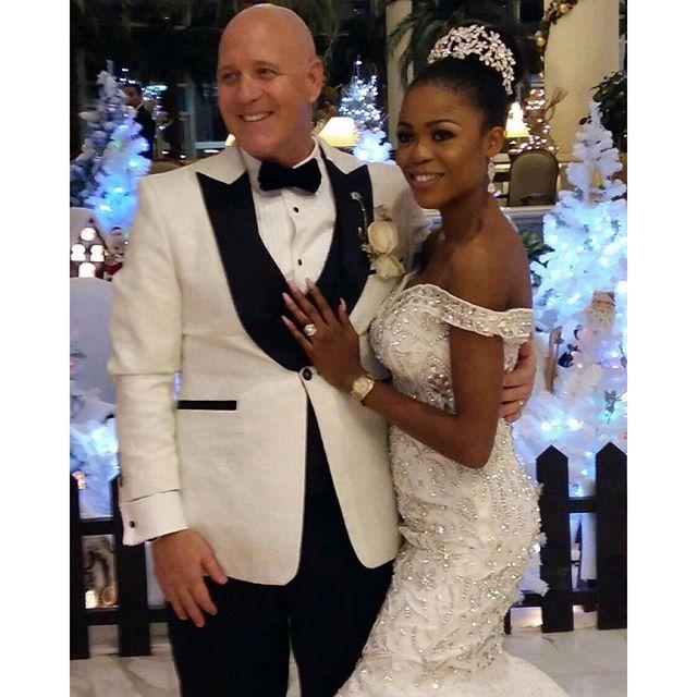 Mariam Adeyemi & John Timmer_Dubai Wedding_Boxing Day 2015_BellaNaija 1