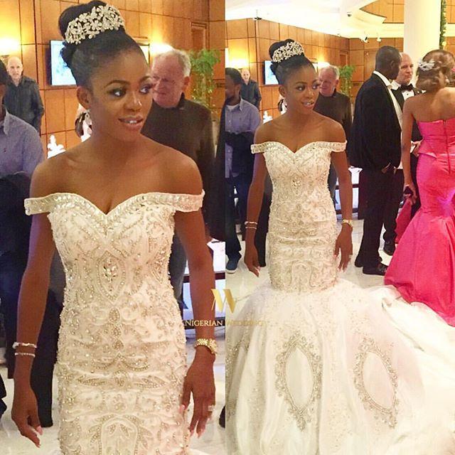 Mariam Adeyemi & John Timmer_Dubai Wedding_Boxing Day 2015_BellaNaija 3