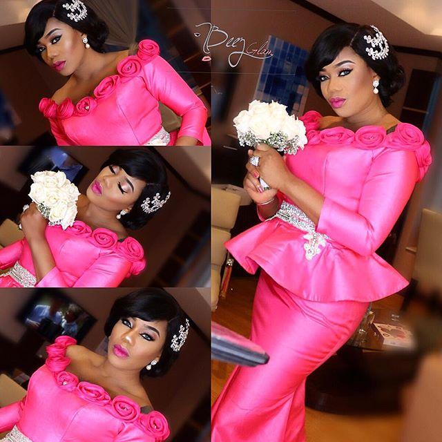 Mariam Adeyemi & John Timmer_Dubai Wedding_Boxing Day 2015_BellaNaija 5