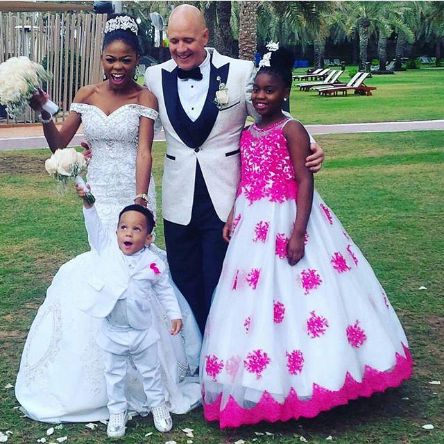 Mariam Adeyemi & John Timmer_Dubai Wedding_Boxing Day 2015_BellaNaija 6