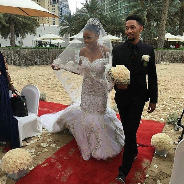 Mariam Adeyemi & John Timmer_Dubai Wedding_Boxing Day 2015_BellaNaija 8