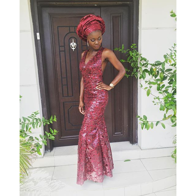 Mariam Adeyemi & John Timmer's Traditional Engagement_Lagos, Nigeria_ December 2015_Adeola Ariyo