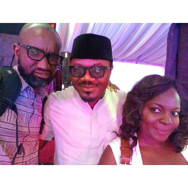 Mariam Adeyemi & John Timmer's Traditional Engagement_Lagos, Nigeria_ December 2015_Bunmi Adedipe, DJ Jimmy Jatt, Spicy In Studios