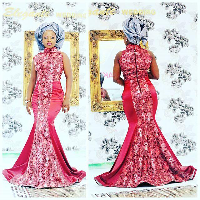 Mariam Adeyemi & John Timmer's Traditional Engagement_Lagos, Nigeria_ December 2015_Layole Oyatogun