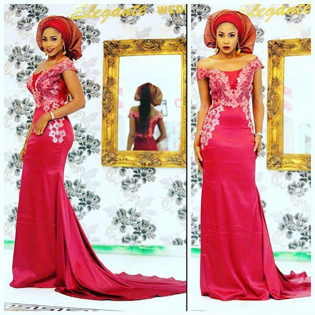 Mariam Adeyemi & John Timmer's Traditional Engagement_Lagos, Nigeria_ December 2015_Lilly Afe