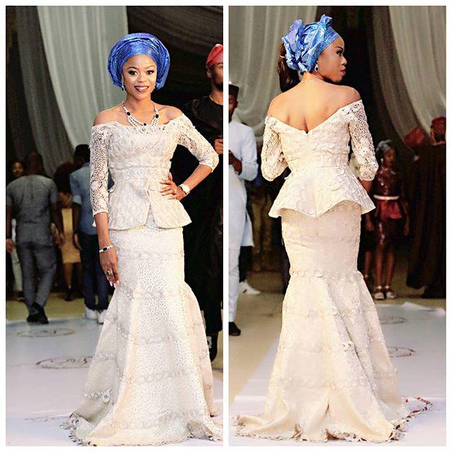 Mariam Adeyemi & John Timmer's Traditional Engagement_Lagos, Nigeria_ December 2015_Mariam Adeyemi