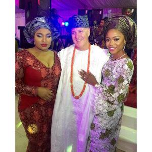 Mariam Adeyemi & John Timmer's Traditional Engagement_Lagos, Nigeria_ December 2015_Taje Prest, Mariam Adeyemi, John Timmer
