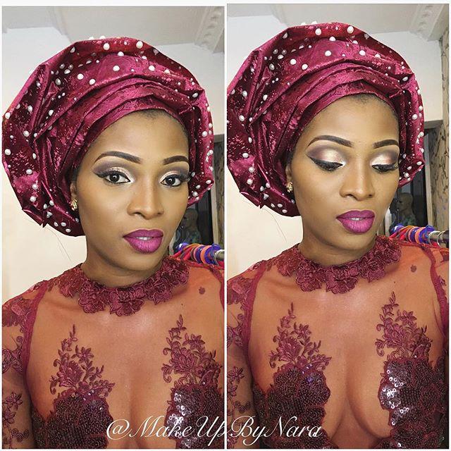 Mariam Adeyemi & John Timmer's Traditional Engagement_Lagos, Nigeria_ December 2015_Tolani Bidmus