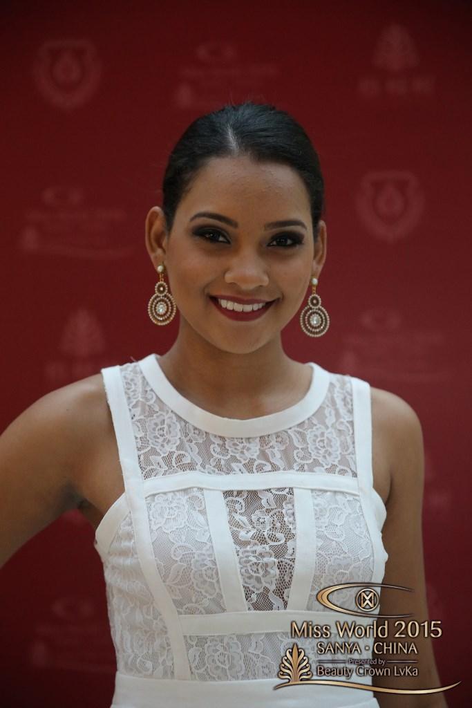 Aurellia Bégué (Mauritius)